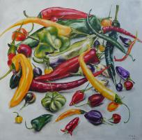 eva-097scharfes Gemüse